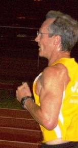 Grady Cash - Nashville JSRC (Jim Spivey Running Club)